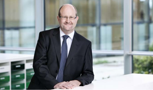 Jes Olsen, President of Oticon Medical