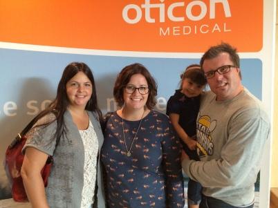 Oticon Medical Advocates